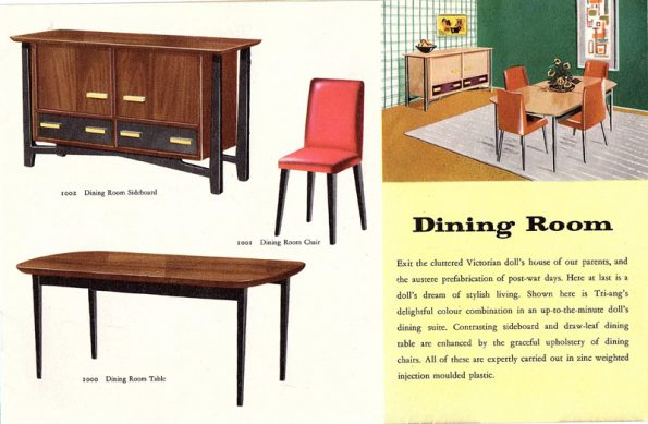 Triang Dining Room