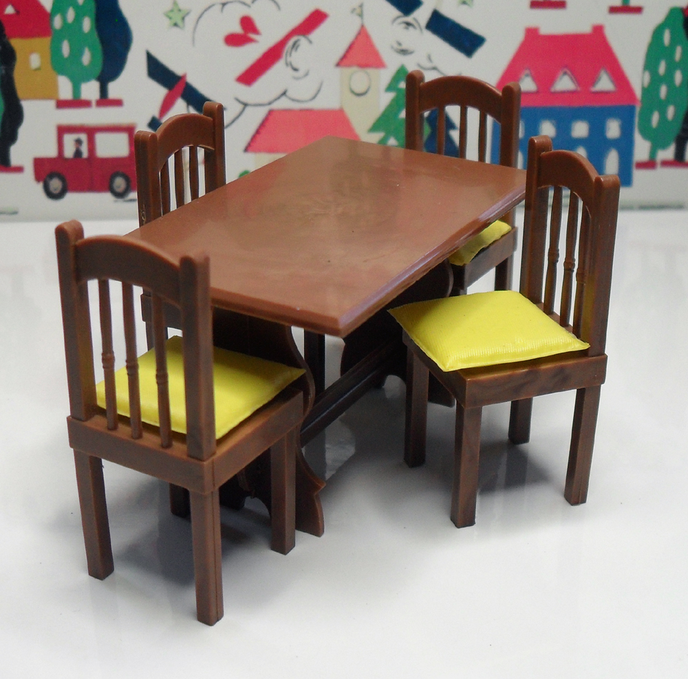 Jennys Home Table and Chairs