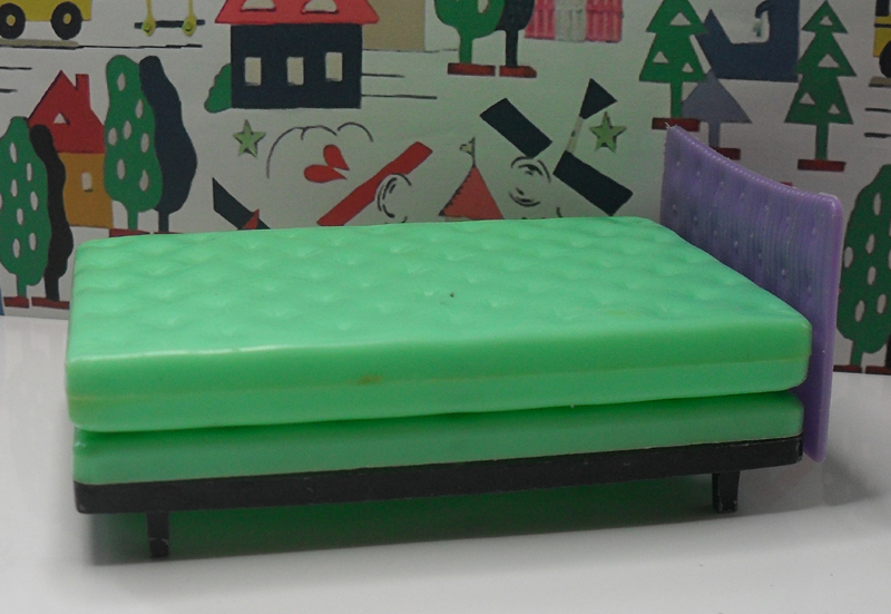 Green Triang Bed