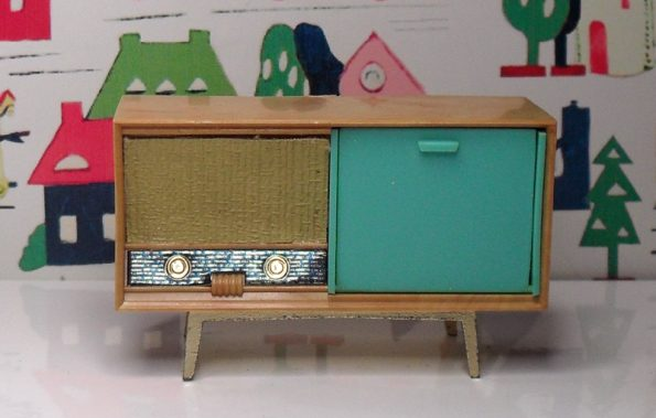 Jennys Home Radiogram
