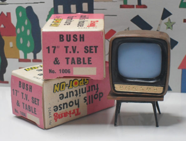 Triang TV and Table