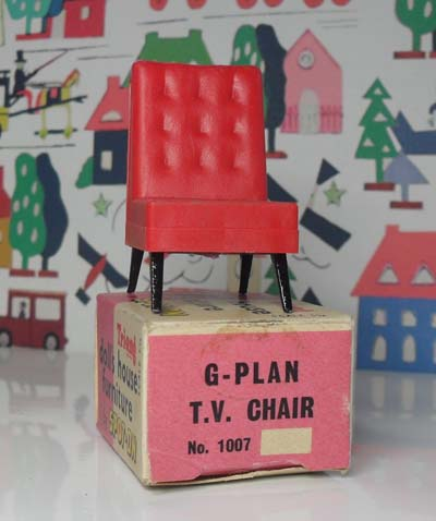Triang G Plan TV Chair 1007