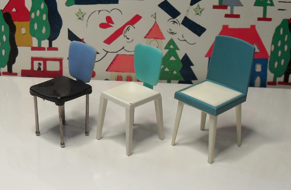Triang Jenny Kitchen Chairs