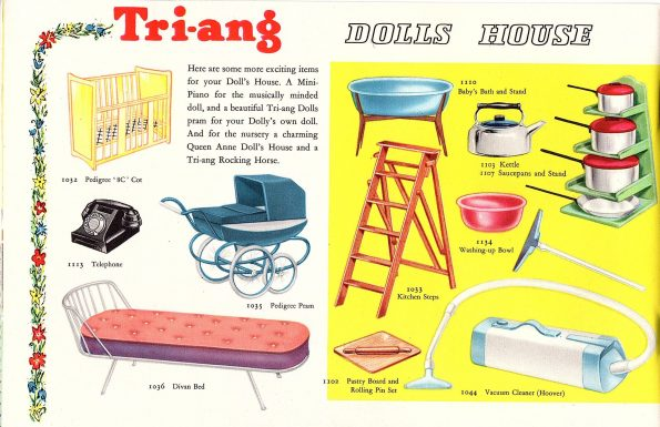 Triang Accessories