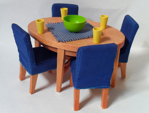 Lundby Dining Room Feature