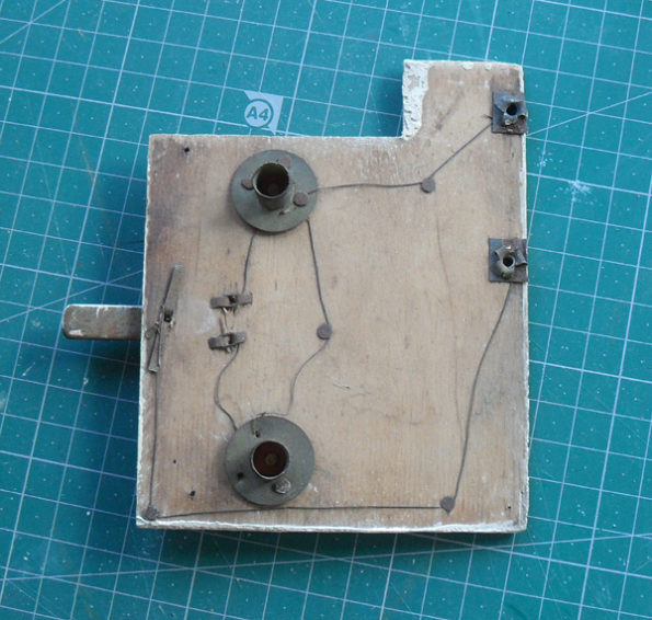 Dolls house wiring images miniature