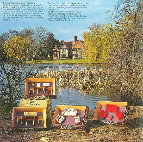 Carolines Home Catalogue 1976