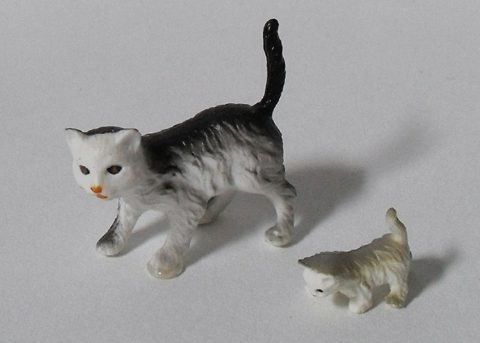 Lundby Cats