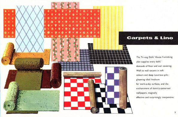 Triang Catalogue 1960