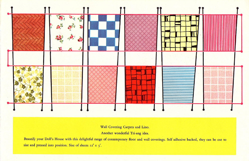 Triang Spot On Catalogue 1961
