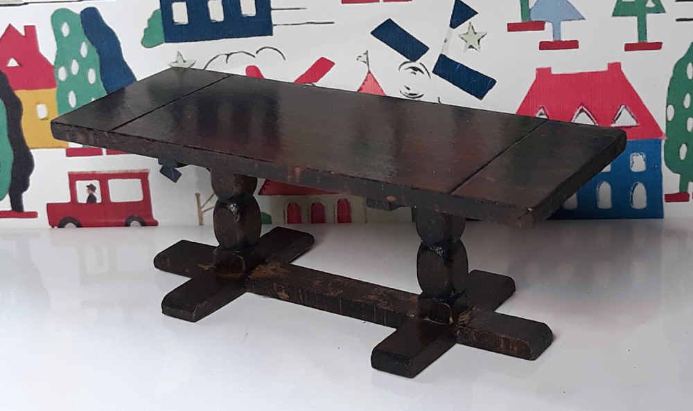 Barton Tudor Refectory Table