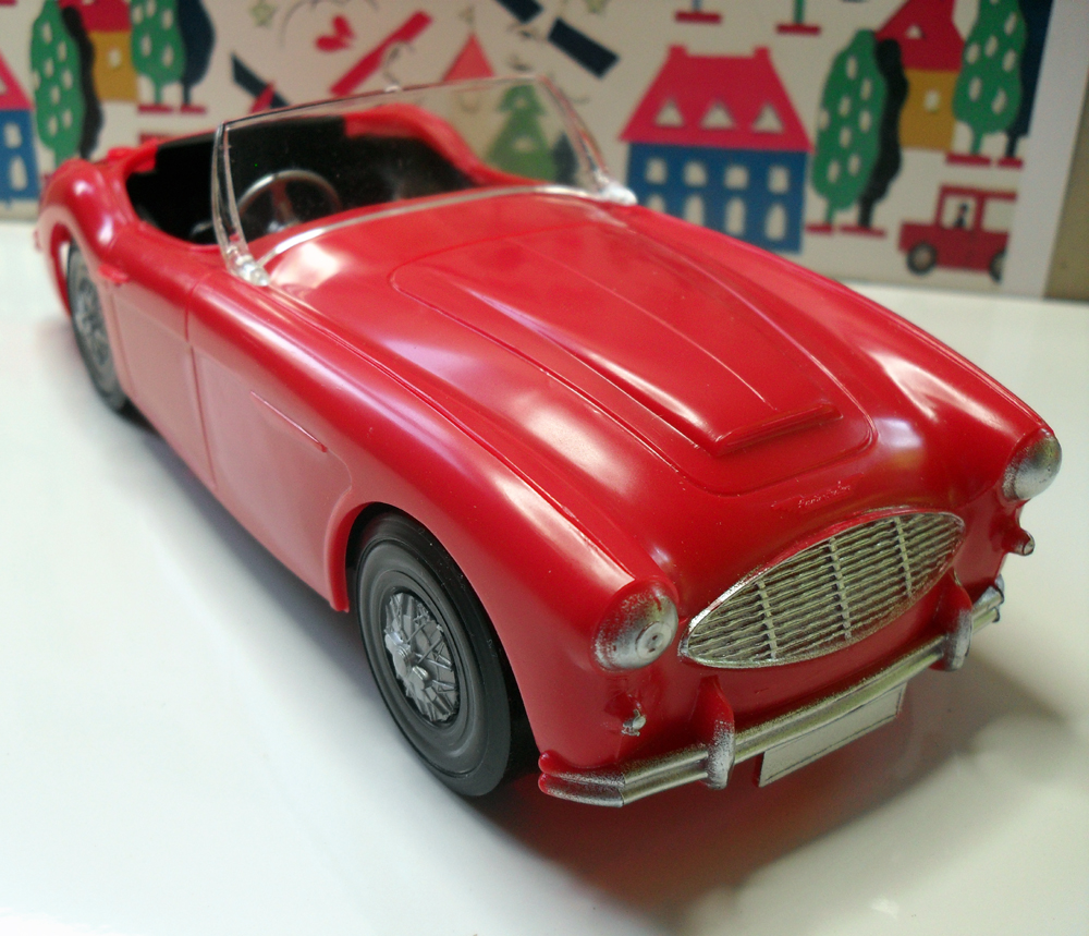 Jenny's Home Austin Healey JH80