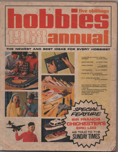 Hobbies Annual 1968